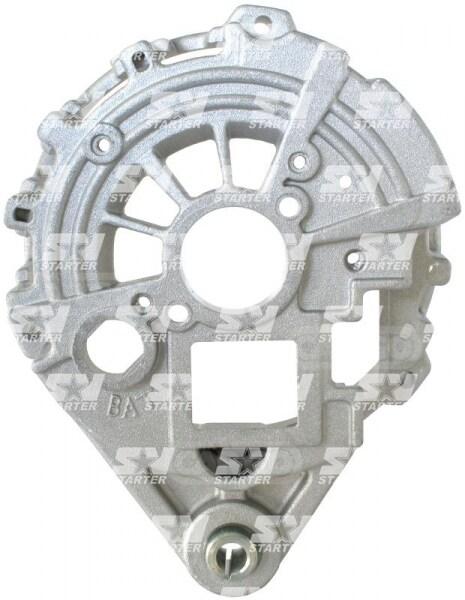 233393R - 233393 - Задняя крышка генератора REMY(DELCO)