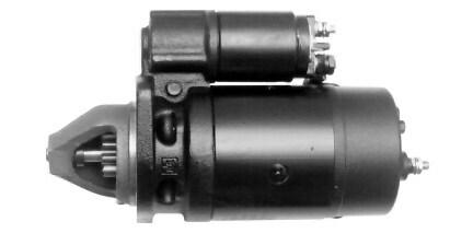 6233A - CS107 - Стартер DUCELLIER