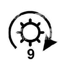 6189D - CS352 - Стартер DUCELLIER