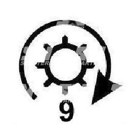 10479626 - CS1112 - Стартер REMY (DELCO)