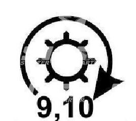534029 - CS310 - Стартер DUCELLIER