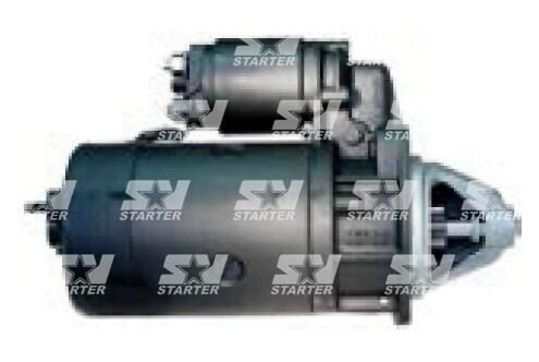 19024238 - CS81 - Стартер REMY (DELCO)