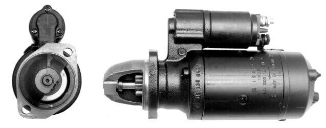 19024250 - CS718 - Стартер REMY (DELCO)